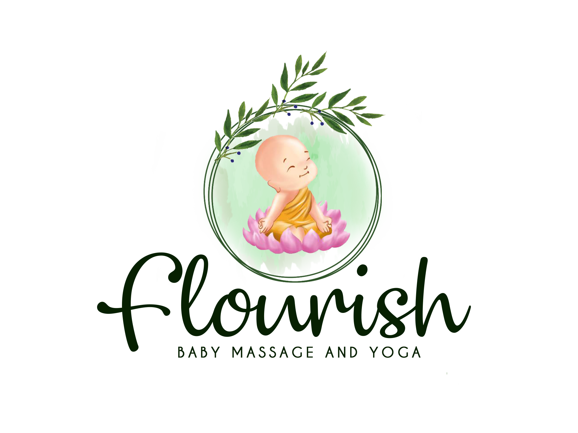 Flourish Baby Massage and Yoga Classes