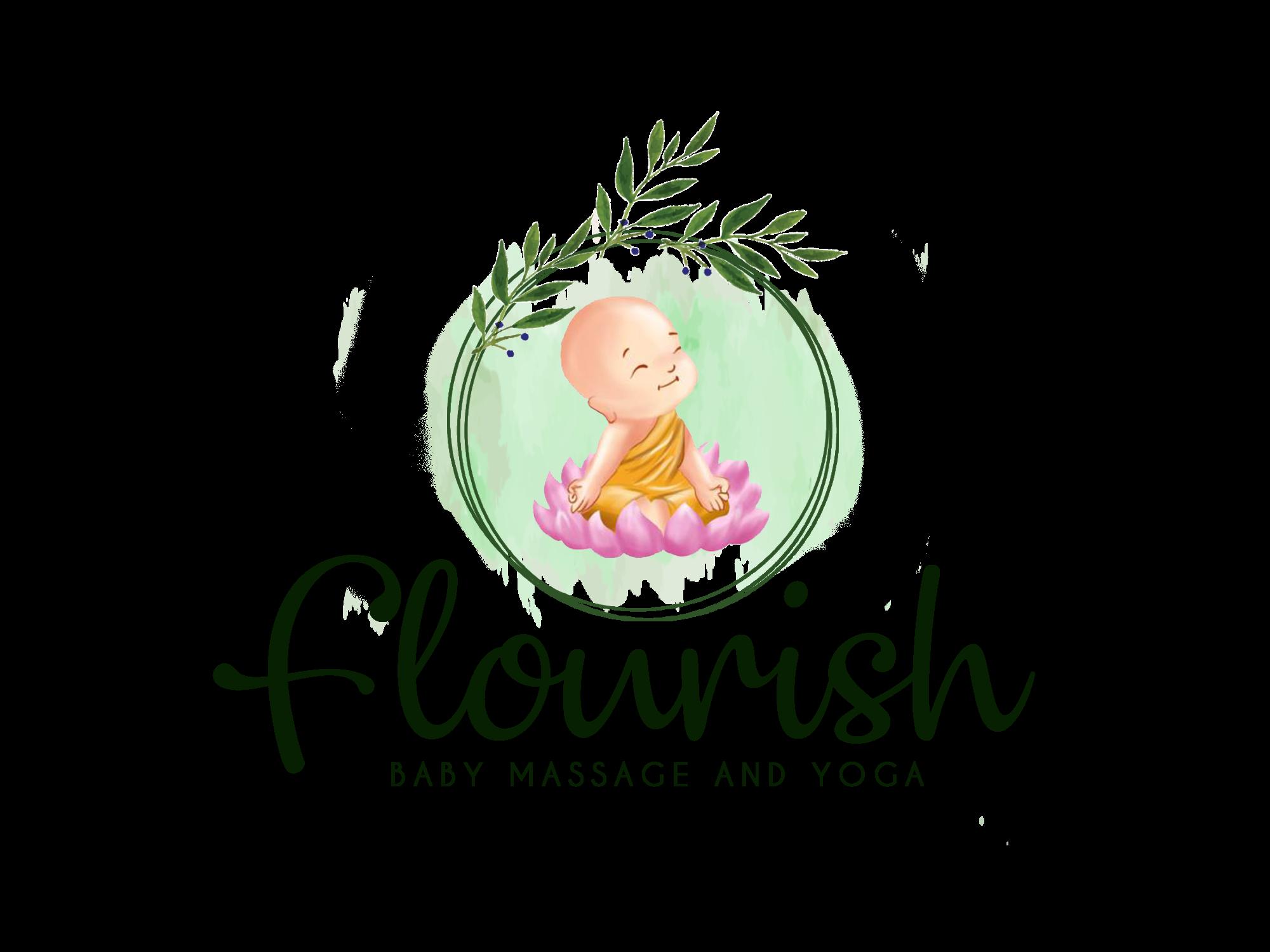Flourish Baby Massage and Yoga Classes